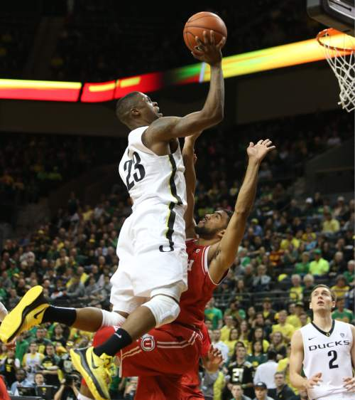 Utah basketball: Utes fall on the road to Oregon, 76-66 ...