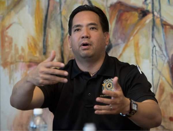 A.G. Reyes says talk of Muslim registry is un-American ...