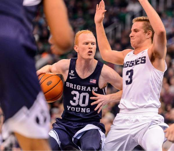 BYU basketball: TJ Haws improving daily as Cougars head to ...