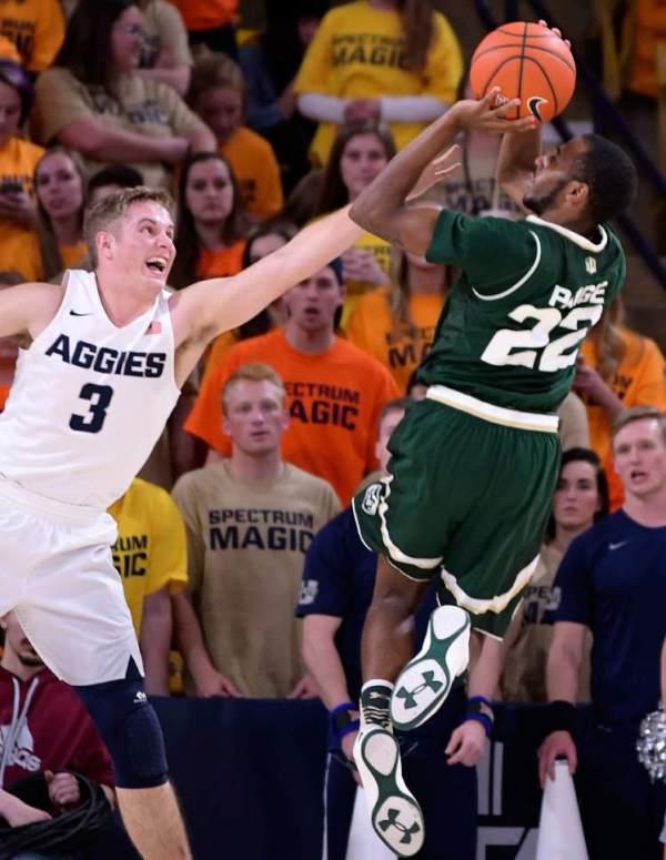 Utah State basketball: Sam Merrill embraces role as Aggies ...