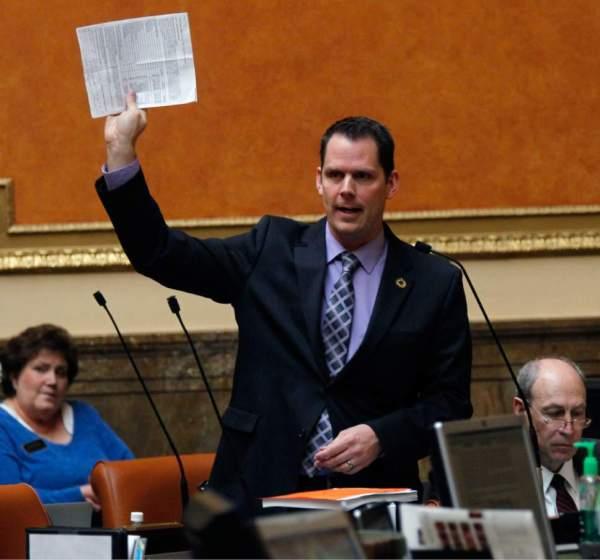 Utah County GOP leaders, legislators clash over rules ...