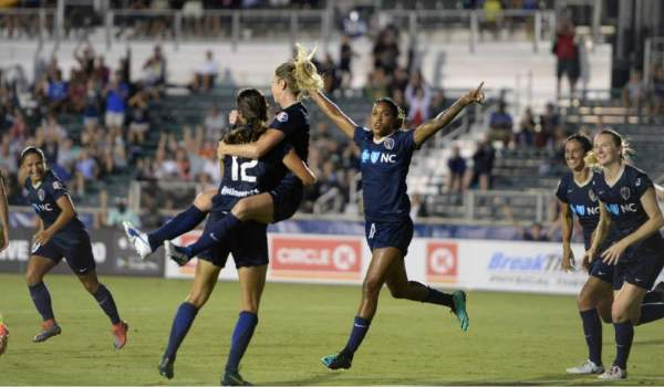 NC Courage hold on to top spot in NWSL - The Salt Lake Tribune