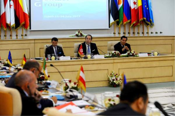 Ministers of Europe, Africa meet to tackle migrant crisis ...