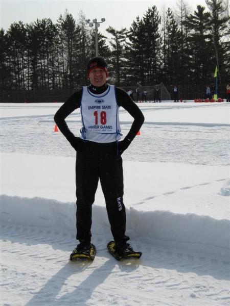 Adam Niziol at ESWG 2005