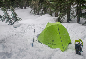 Armed with a better sleeping and a cozier tent, I gave the Flex 15F a second shot.