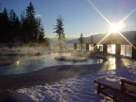 Photo courtesy of Halcyon Hot Springs