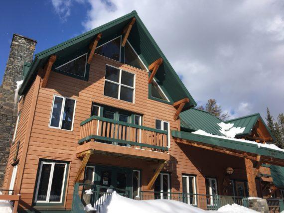 Lake Louise Alpine Centre