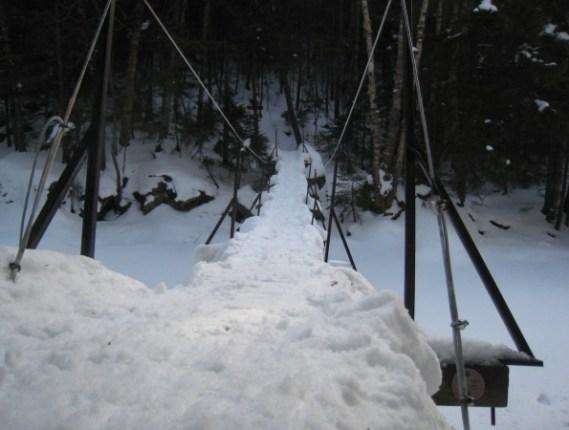 Bridge over Uphill Brook