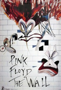 For Reference: The Inside Cover art of The Wall by Pink Floyd