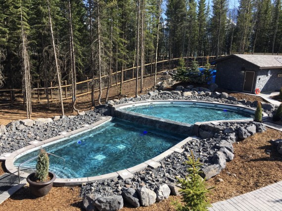 Kananaskis Lodge Nordic Spa, Alberta