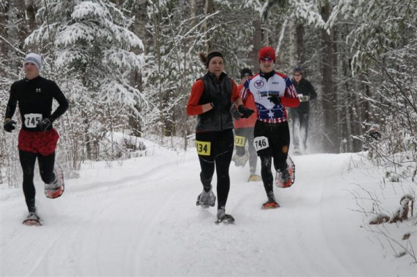 snowshoe racers- overcoming pre race anxiety