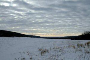 view in Riding Mountain, Manitoba