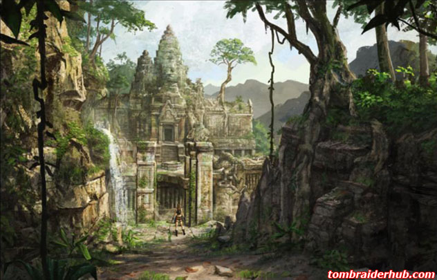 Tomb Raider Hub Tomb Raider Underworld Extras