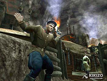 Kikizo Review Call Of Duty Finest Hour