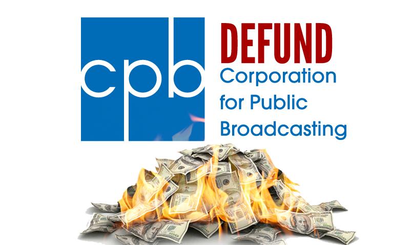 Image result for defund public broadcasting
