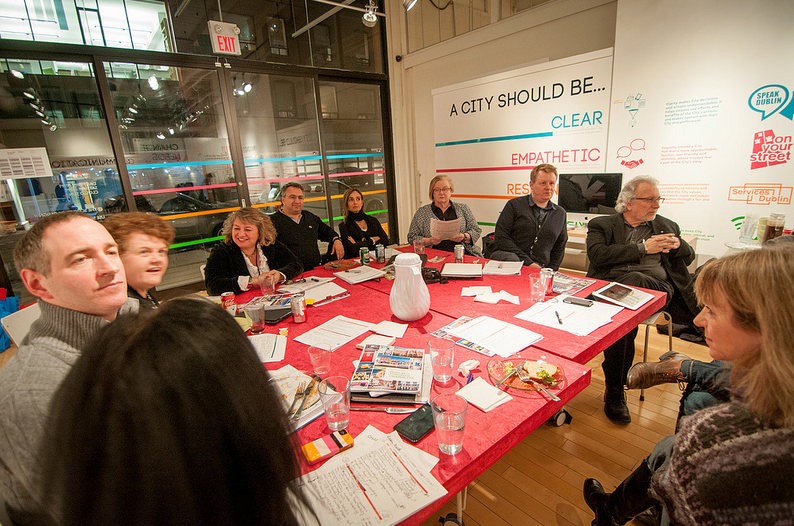 City Building and the Multi-Disciplinary Strategy