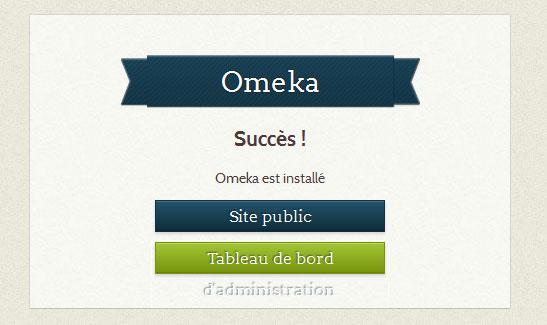 Installation de Omeka sous Linux (Ubuntu) (2/2)
