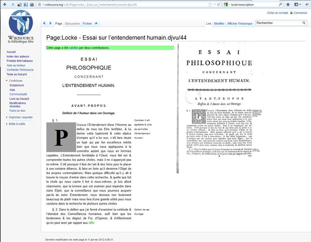 Logiciels pour la transcription collaborative des textes anciens et des manuscrits (3/4)