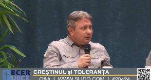 Conferințe tineri CDE: Creștinul și toleranța