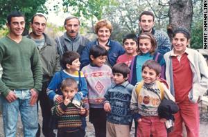 Emma and Sergey have 15 children.