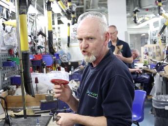 A look around the workshop