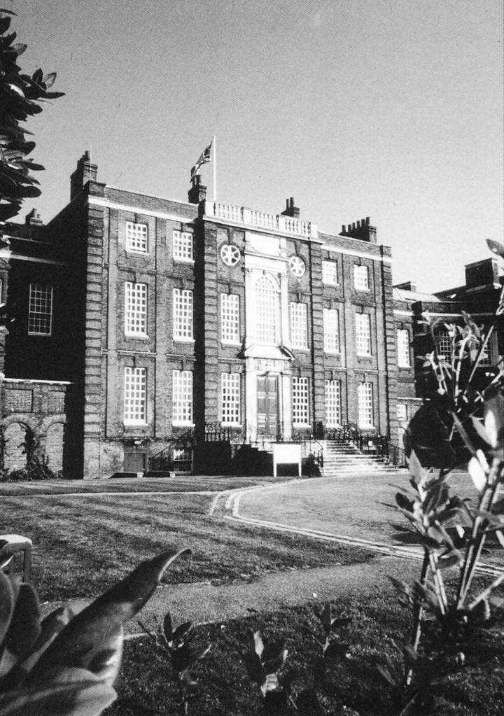 Roehampton House today