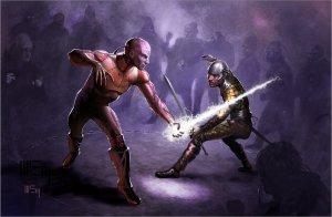 Les artéfacts, cyphers, mouvement de combat, esoteries et focus ont tous leur importance en combat.