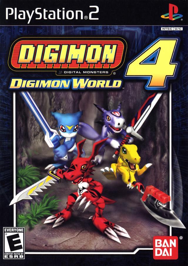 Digimon + Épées = Win... NOT!