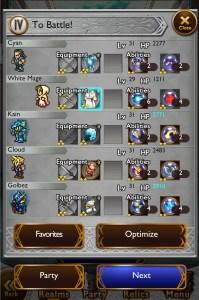 FFRK Synergie