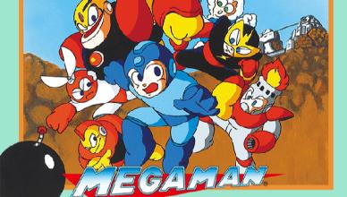 Mega man!