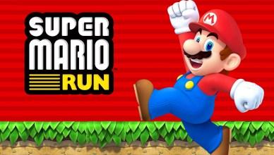 Super Mario Run - Titre