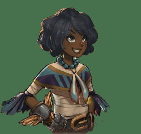 Children of Zodiarcs : Nahmi