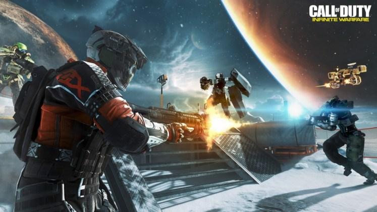 Vous vous souvenez de Call of Duty: Infinite Warfare?