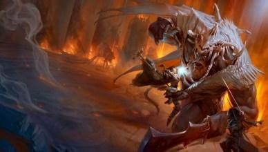 Donjons et Dragons, 5e édition!