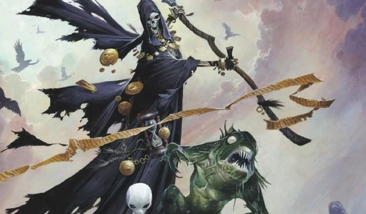 Le Bestiaire 5 de Pathfinder!