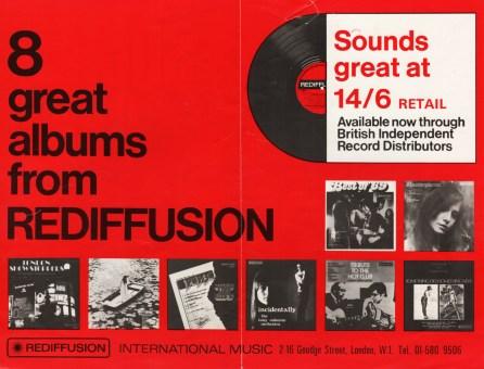 Rediffusion music 1