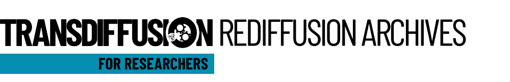 Rediffusion Archives | Transdiffusion for researchers
