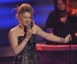 Crystal Bowersox will join her fellow 'American Idol contestants at Mohegan Sun Arena in Uncasville on July 13 and at the Arena at Harbor yard in Bridgeport on Sept. 13. AP