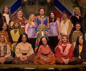 'Joseph and the Amazing Technicolor Dreamcoat ends its run Sunday in Thomaston. Credit: Thomaston Opera House