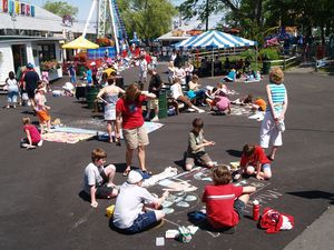 Quassy Amusement Park in Middlebury will be smoke free for the 2011 season. Credit: Quassy