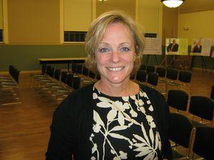 Democrat Elinor C. Carbone is running for Torrington City Council. Kevin Litten photo