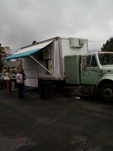 Goodbye To The Fish Guy Cafe Owner Wants Seafood Truck To Leave Lot