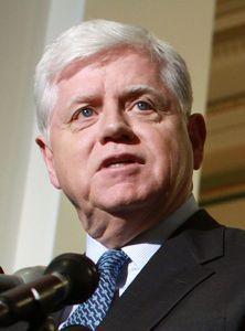 U.S. Rep. John B. Larson (AP Photo/Lauren Victoria Burke, File)