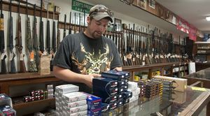 State police say they'll be ready to handle the implementation of new gun laws signed by Gov. Dannel P. Malloy two months ago, but gun dealers and owners say many questions remain about how the new legislation will affect them. Jim Shannon/RA