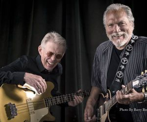 Infinity Hall feeds a taste for Tuna | Hot Tuna - Jorma Kaukonen, right, and Jack Casady - brings its acoustic, soul-driving music to Infinity Hall Norfolk on Tuesday. Hot Tuna's music has a certain intrigue, regardless of the note; a slice of Americana - part old-time blues, part psychedelic rock and roll. Tickets are $60 and $80. For details, call 866-666-6306 or visit infinityhall.com. Credit: Barry Berenson