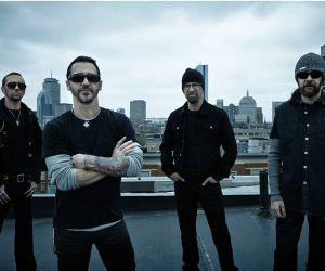 Godsmack performs Oct. 13 at Wallingford's Oakdale Theatre. Credit: Live Nation