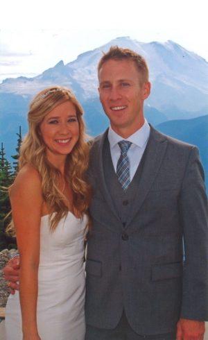 Wedding, Sarah Caitlin Cook and Kevin Ryan Kniery.