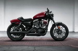 A 2016 Harley-Davidson Roadster. Credit: Harley Davidson
