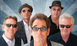 Huey Lewis & the News. Credit: contributed