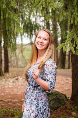 Isabelle Rein is a senior at Gilbert School. She is the daughter of Robert and Martha Rein, and is sponsored by Morsel Munk. Contributed.
